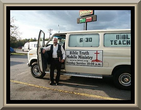 Truckers ministry